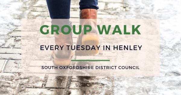HENLEY GROUP WALK