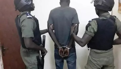 POLICE SENEGALAISE
