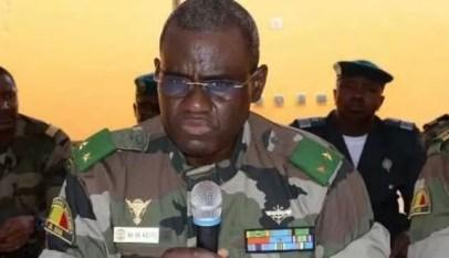 le chef d'état-major de l'armée
