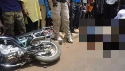 accident de moto à ziguinchor