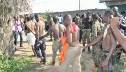 tentative de coup d'Etat en côte d'ivoire