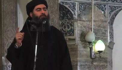 Abou Bakr al-Baghdadi chef de Daesh