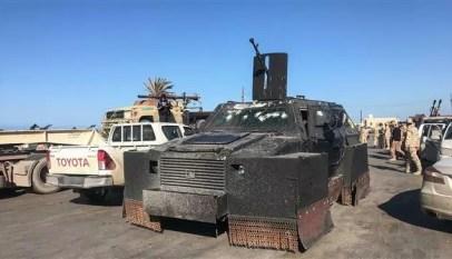 libye: le gouvernement libyen arrête la progression des forces de haftar
