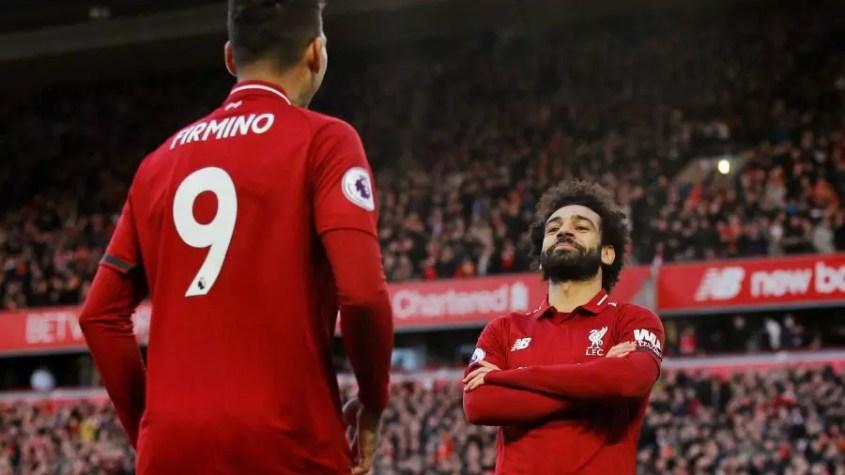 Ligue des Champions: Les Reds privés de Salah et Firmino contre le Barça..