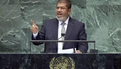 mohamed morsi n'est plus