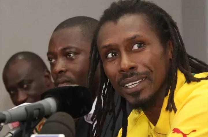 """Can 2019: Aliou Cissé rassure les sénégalais et prend son adversaire """"très sérieux"""""""