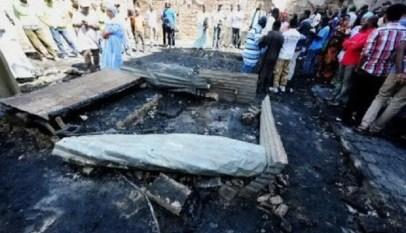deux enfants meurent dans un incendie