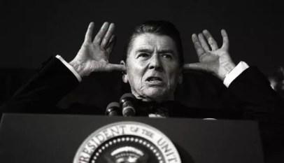Ronald Reagan président américain