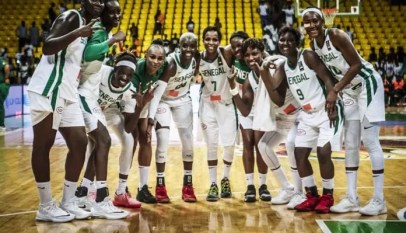 Afrobasket féminin 2019: Le Sénégal bat l'Angola et retrouve le Mozambique en demi-finale