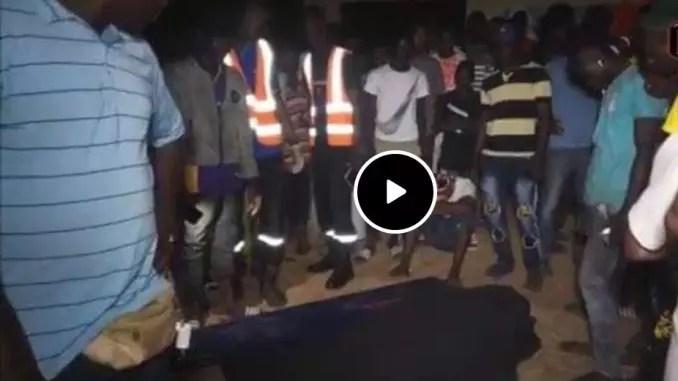 Drame à Thiès: Un policier tue un boulanger