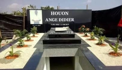 Profanation de la tombe de Dj Arafat: Plusieurs personnes interpellées