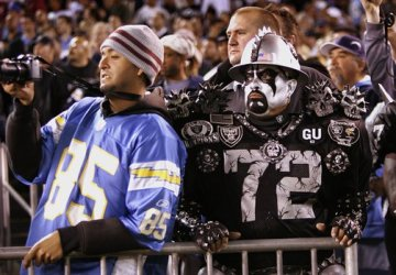 TKF Pod 25: Raiders vs Chargers