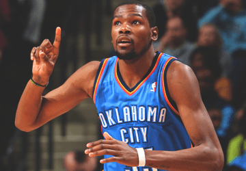 Kevin Durant to the Warriors is a Bad Move