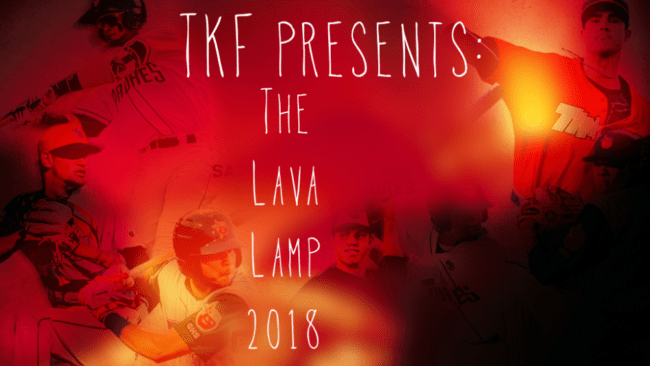 The Lava Lamp 2018 – Starting Rotation