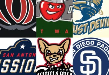 Top 20 Names in the Padres Organization!