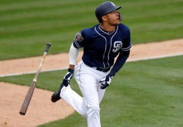 Statcast: Padres Sprint Speed