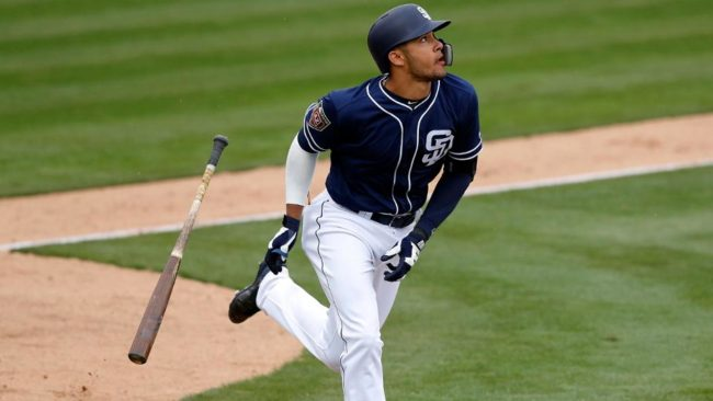 Statcast: Padres Sprint Speed