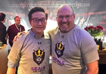 Seal City SD #4: Seals President Steve Govett