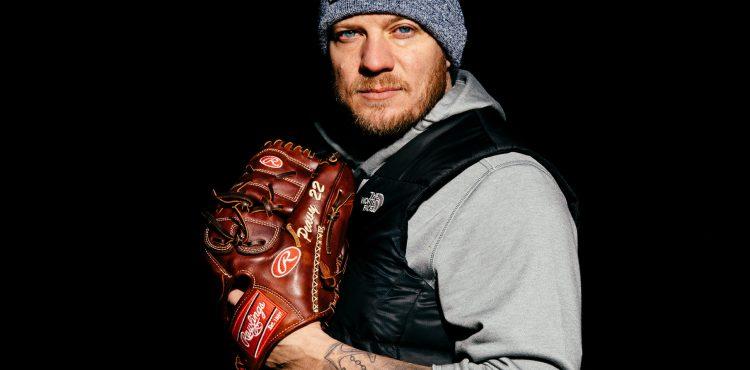 Padres Canon – Jake Peavy w/PadresGeekster
