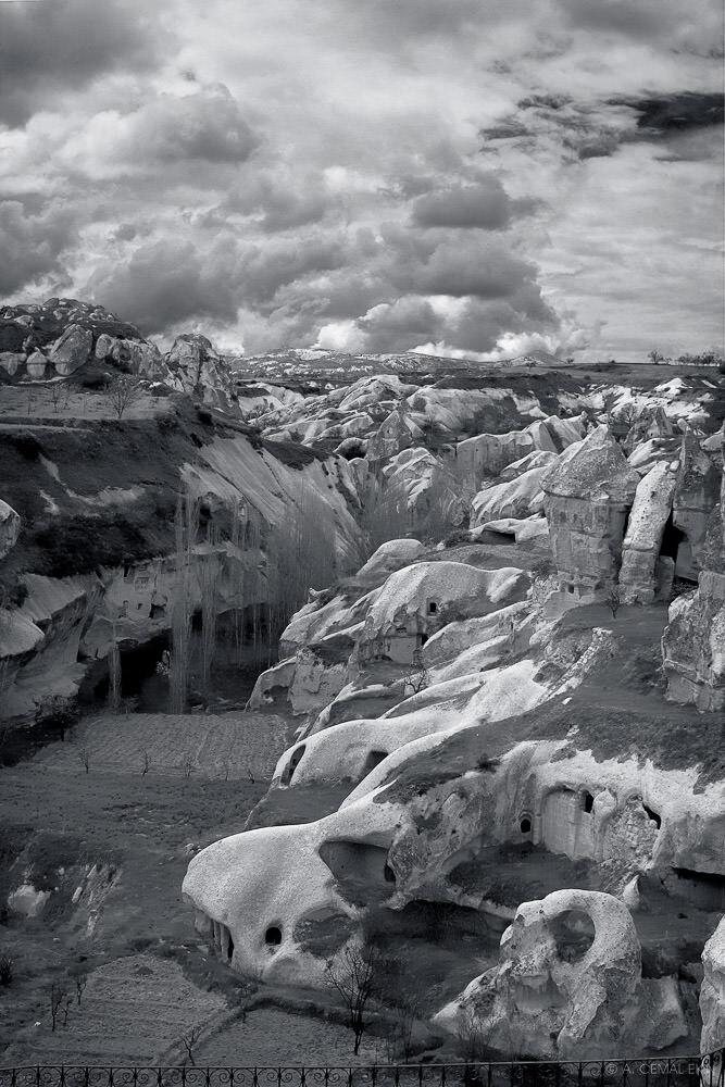 Storm Over Cappadocia