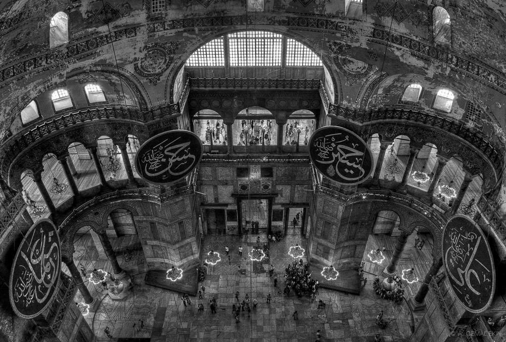 Hagia Sophia Narthex