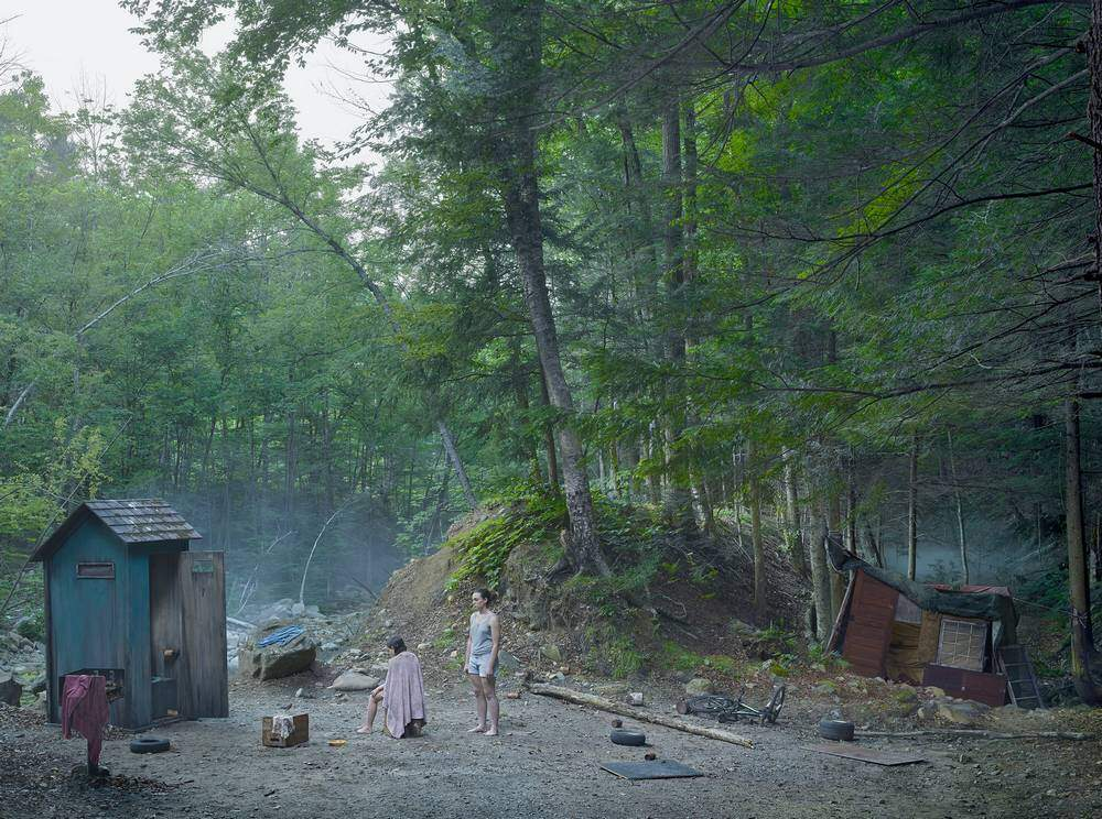 Gregory Crewdson, The Haircut. 2014