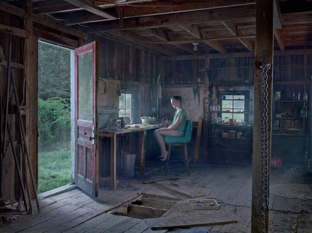 Gregory Crewdson, The Barn. 2013