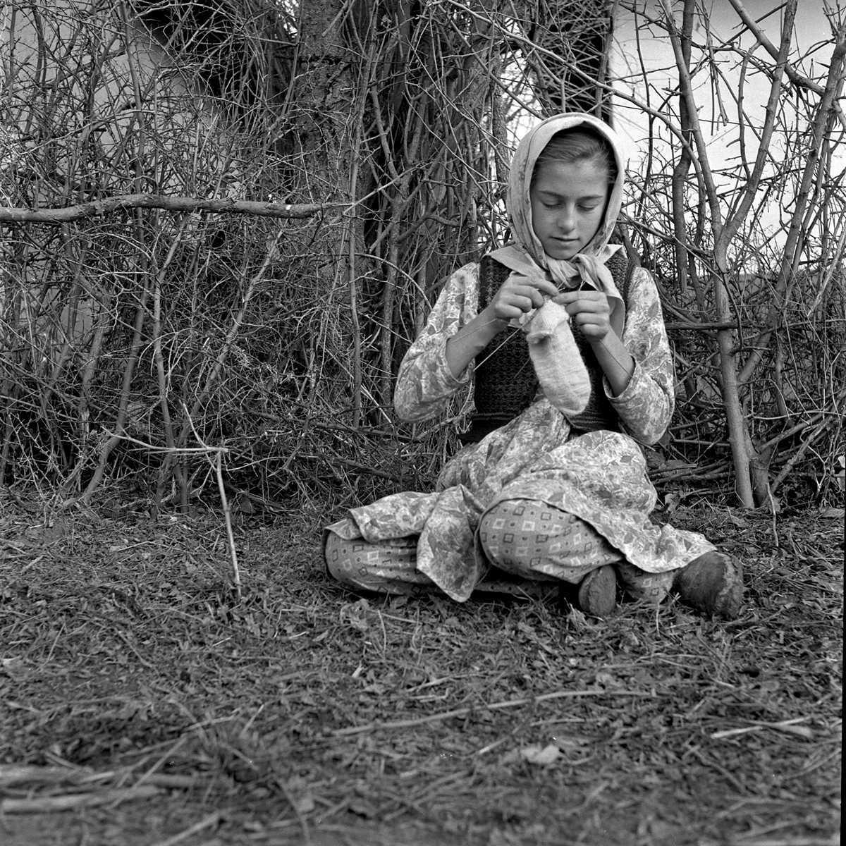 Village Girl, Doganca 1963