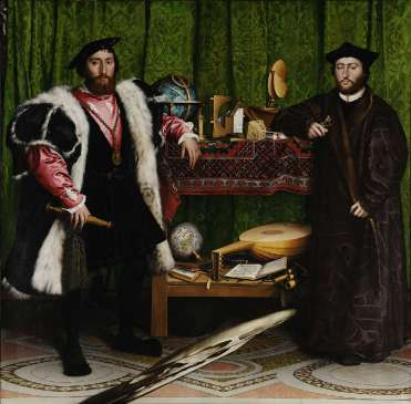Holbein Ambassadors