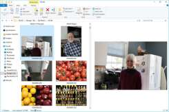 View Images in Windows Explorer