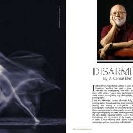 Disarmed in International Lens Magazine