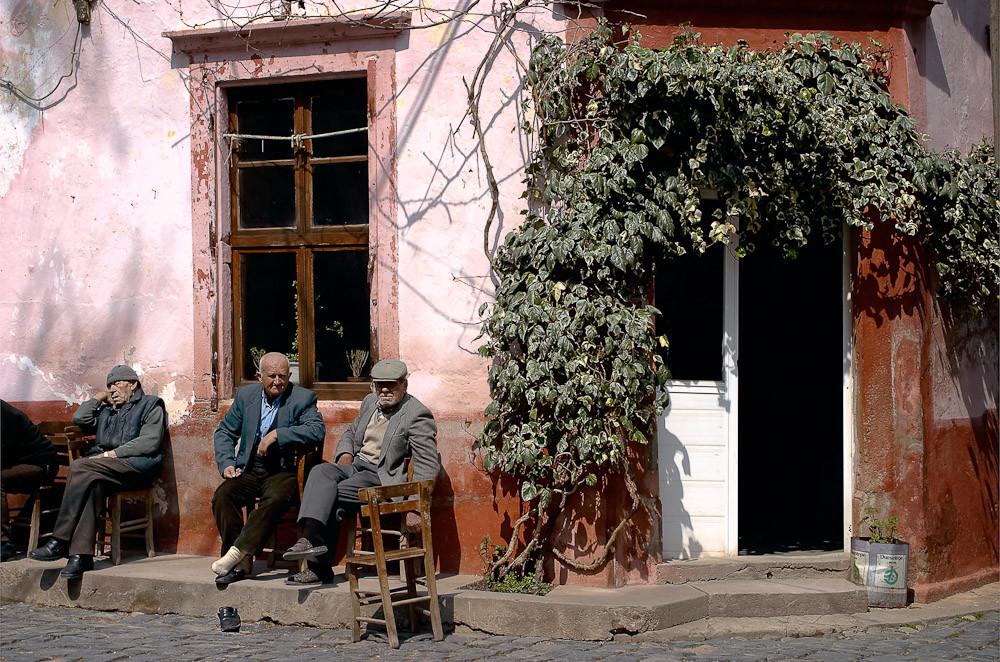 Corner Coffeehouse, Ayvalik