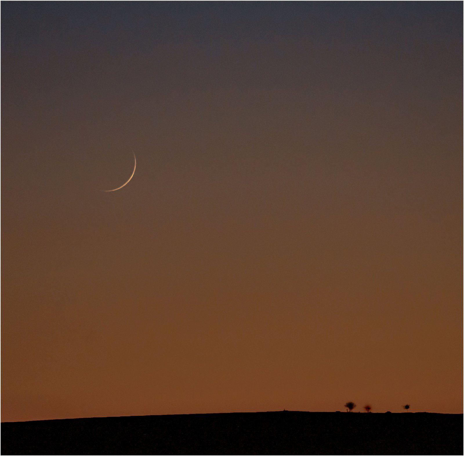 Karahasanli Moonrise- Copyright Haluk Atamal