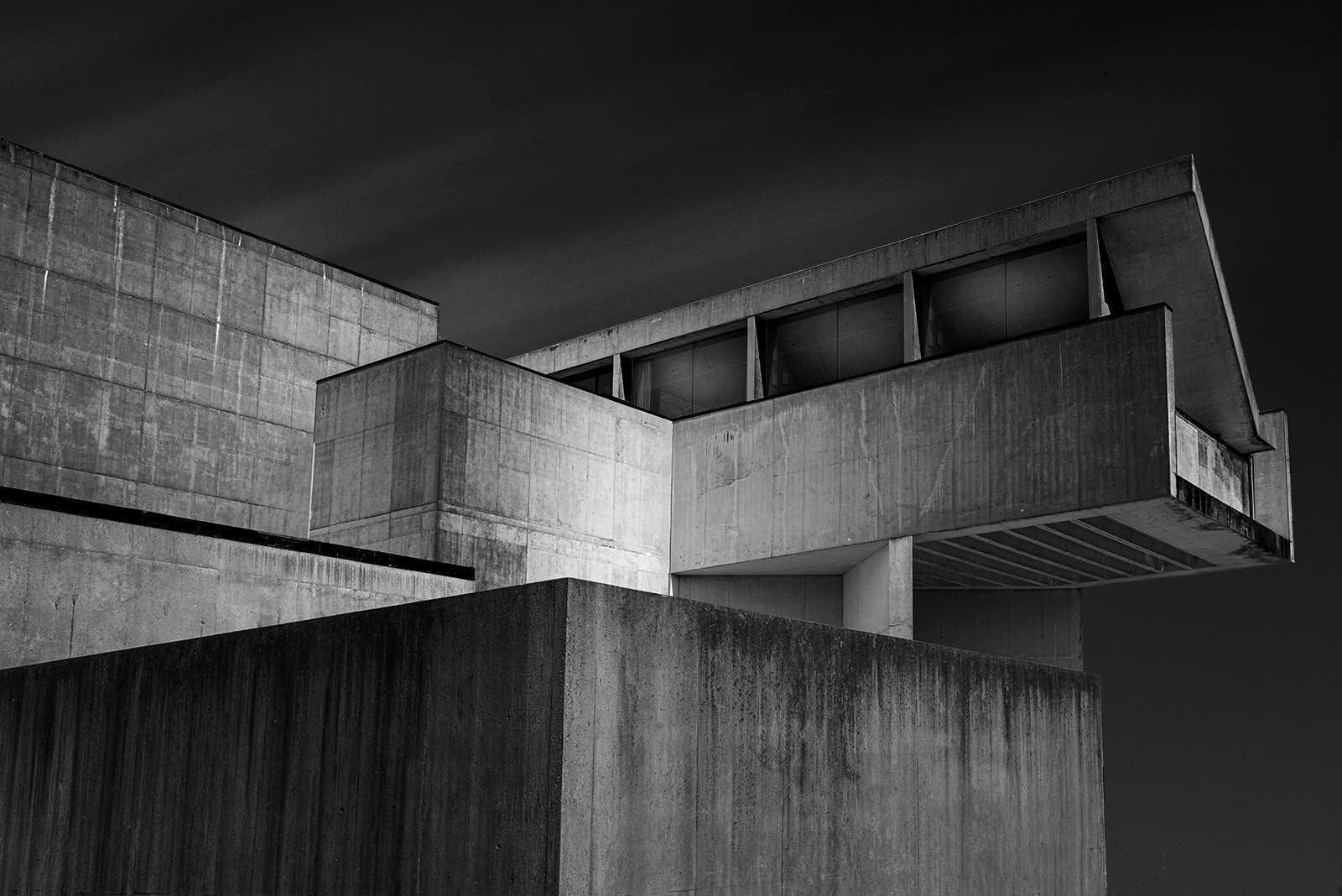 Brutalist Blocks by Larry Dunn
