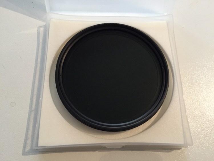 Filtro ND Variabile Pro II Haida Max
