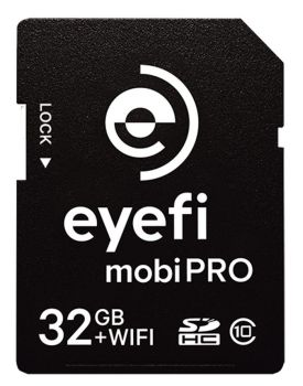 SD Wi-Fi - Eye-Fi mobi Pro