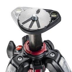 Manfrotto MT190XPRO3 - Livella a bolla ruotabile di 360°