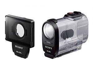 Sony FDR X1000V - sportello subacqueo 60m