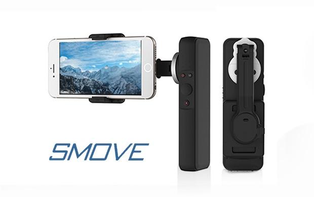 Smove stabilizzatore smartphone iphone