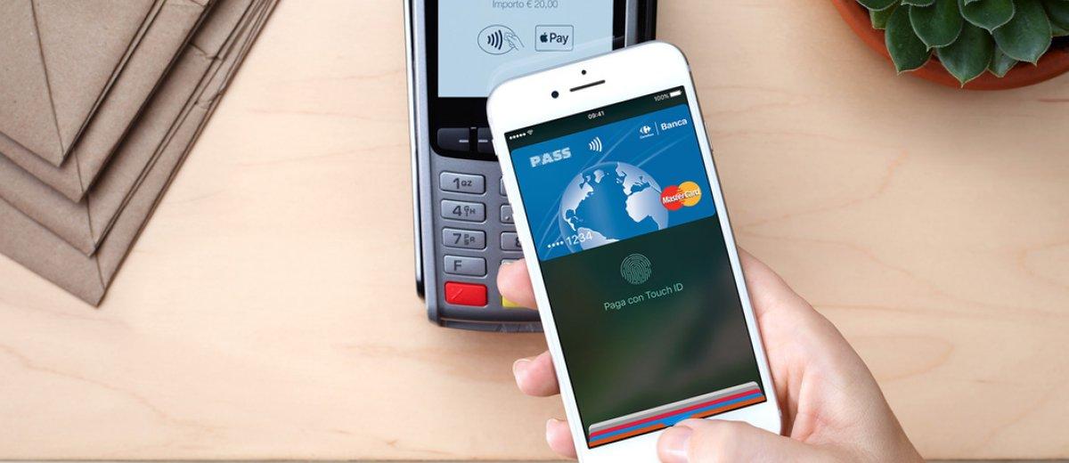 Apple Pay Italia cover