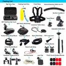 Kit accessori GoPro - Lista