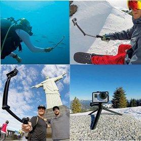 Stick per GoPro - Utilizzo