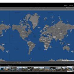 Lightroom - Mappa