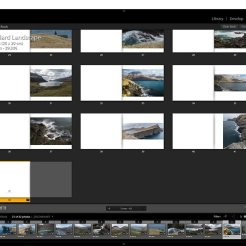 Lightroom fotolibro