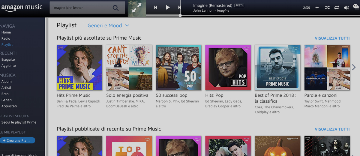 Amazon Music Cover