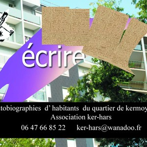 Collecte participative : Recits de vies