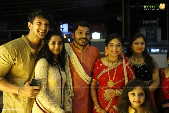 Anjali Nair Brother Ajay Wedding Reception photos 012