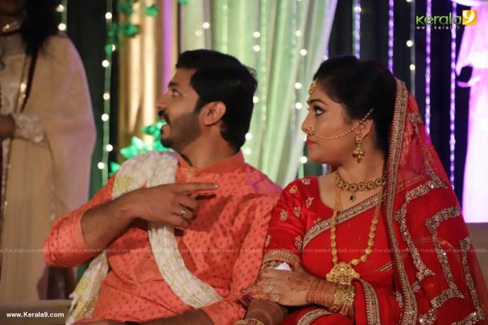 Anjali Nair Brother Ajay Wedding Reception photos 023