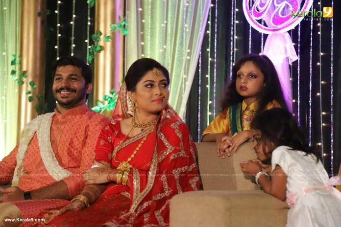 Anjali Nair Brother Ajay Wedding Reception photos 026