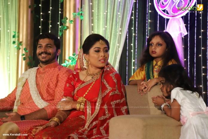 Anjali Nair Brother Ajay Wedding Reception photos 027